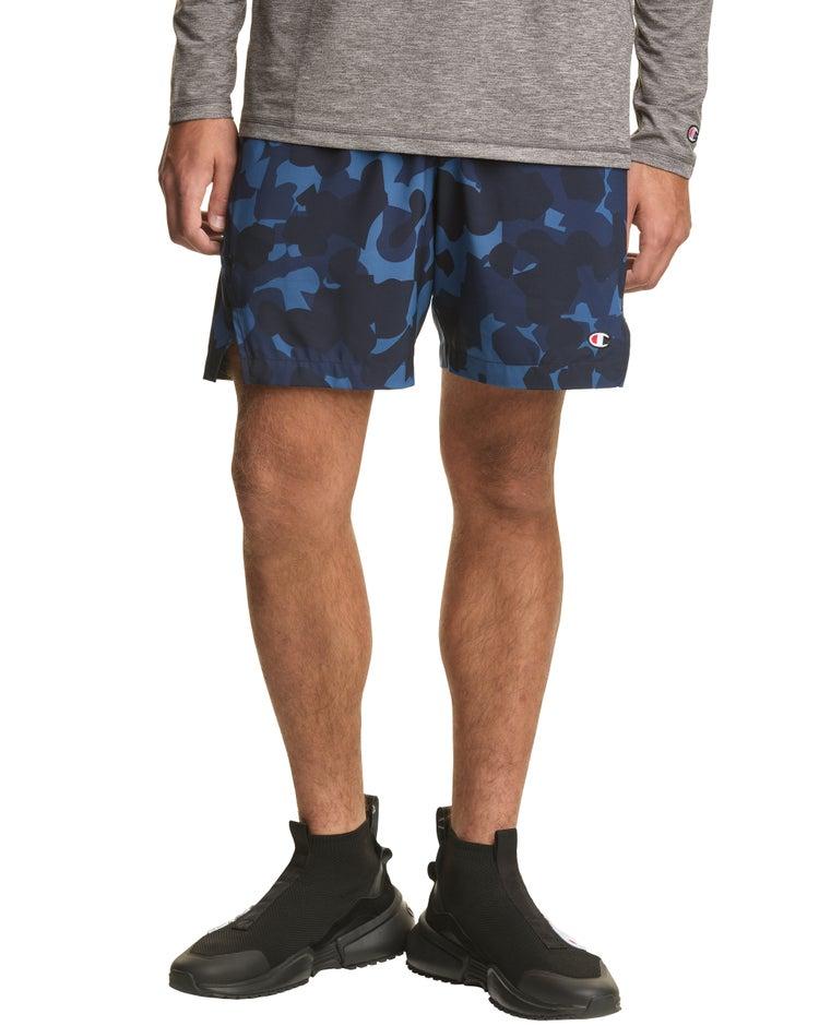 Essential Sport Print Shorts, 7-inch