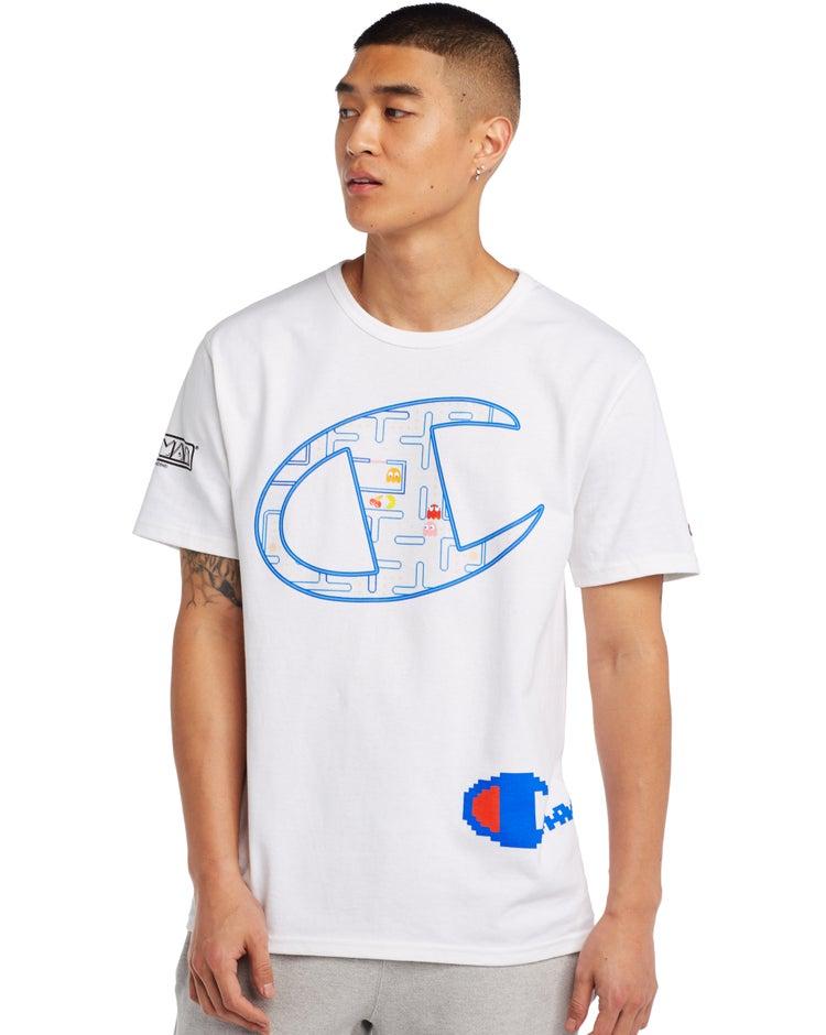 Exclusive PAC-MAN™ Heritage Tee,  PAC-MAN C Logo