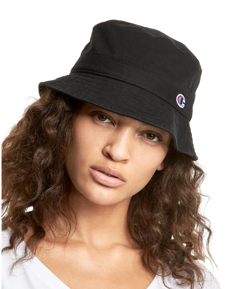 Garment Washed Relaxed Bucket Hat