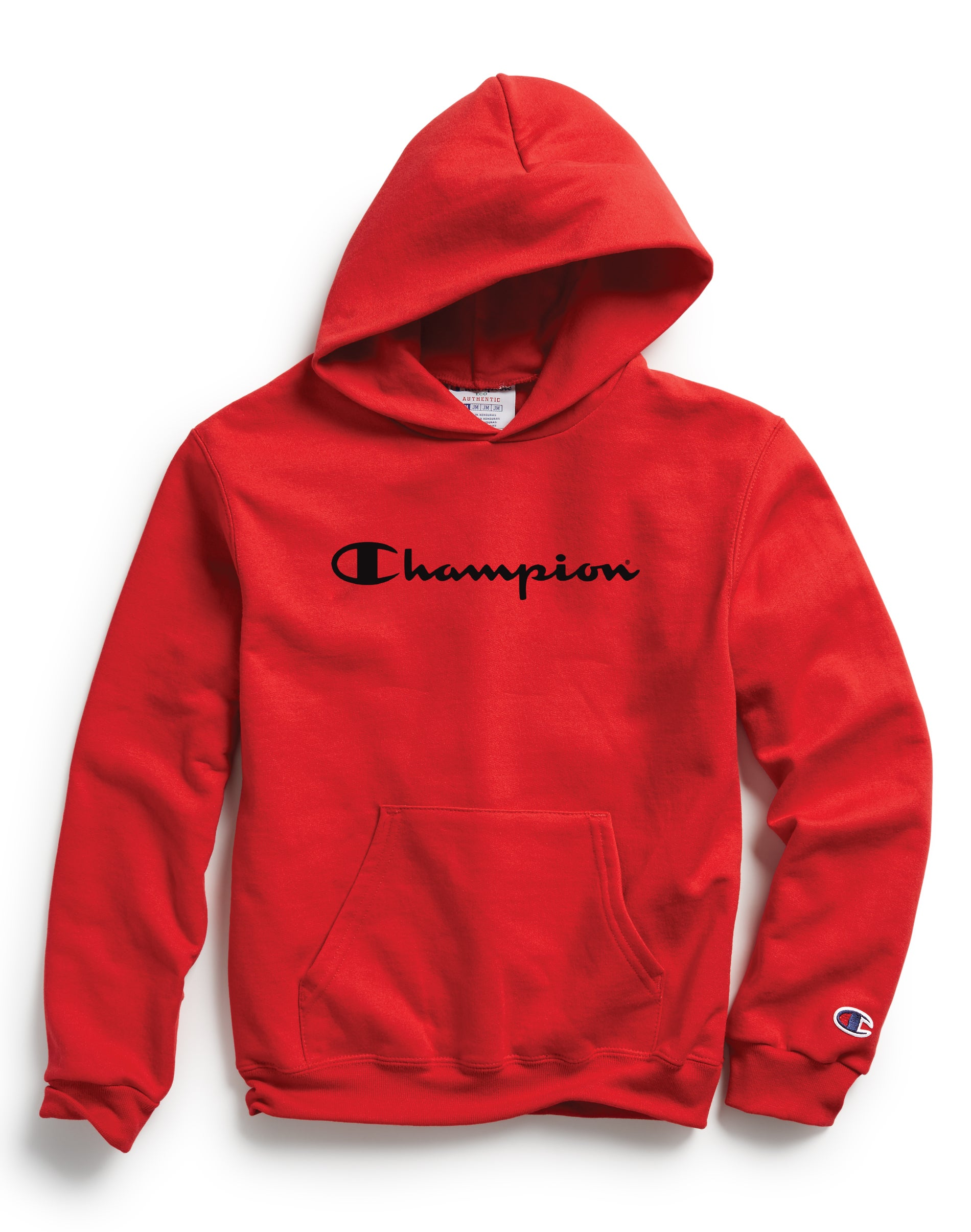 Champion Kids/' Athletics Double Dry Sweatshirt Youth Boys Girls Script Logo