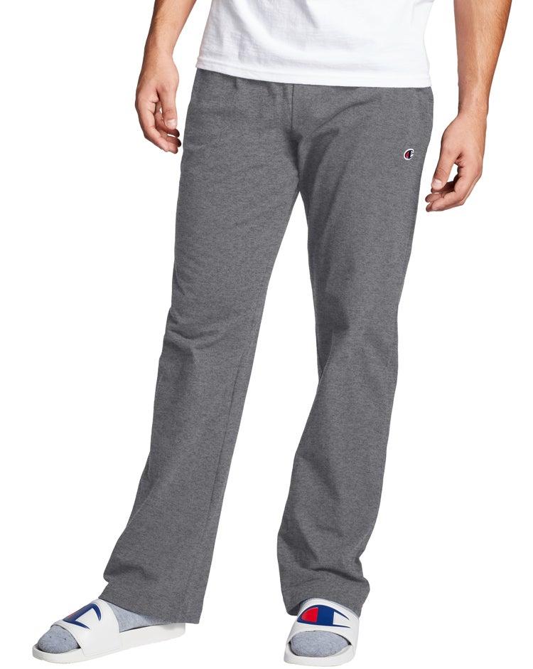Open Bottom Jersey Pants