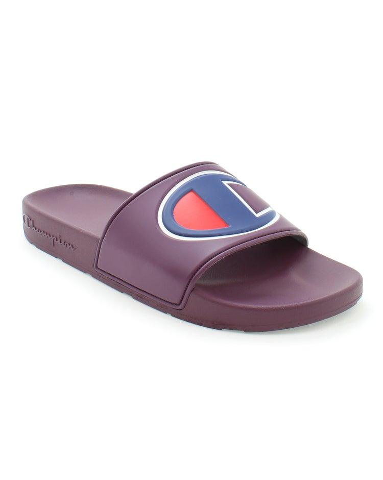 Slide Sandals, C Logo
