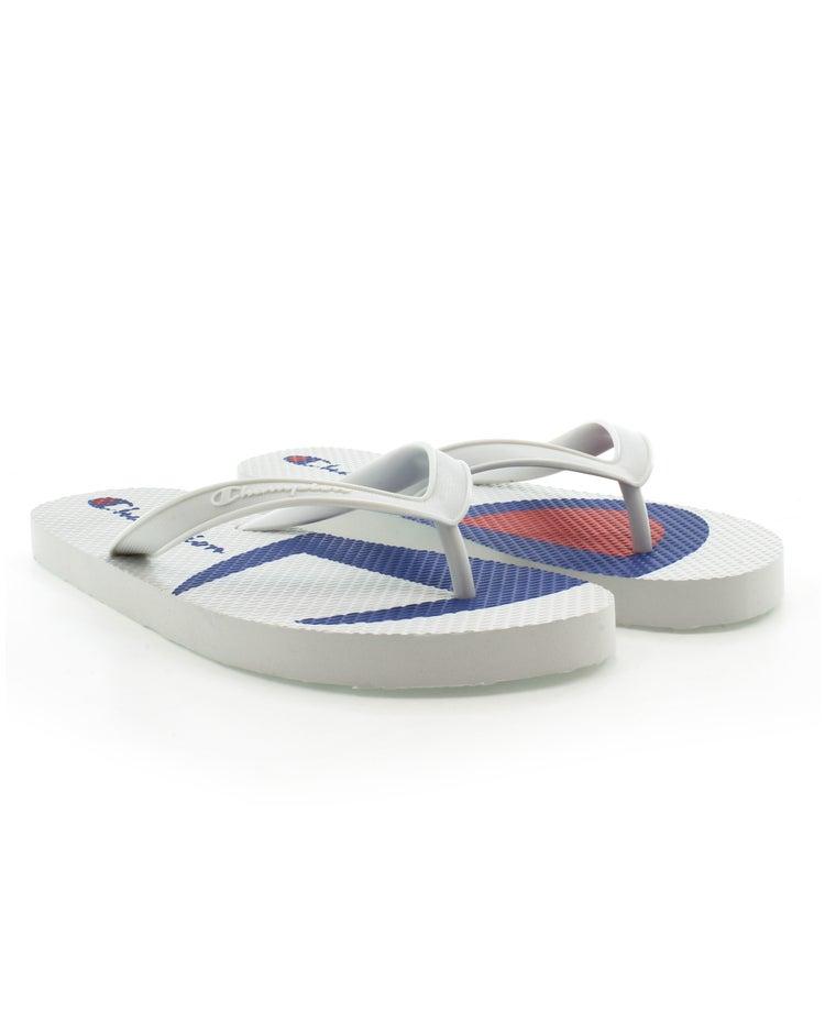 Flip Flops Split C, White