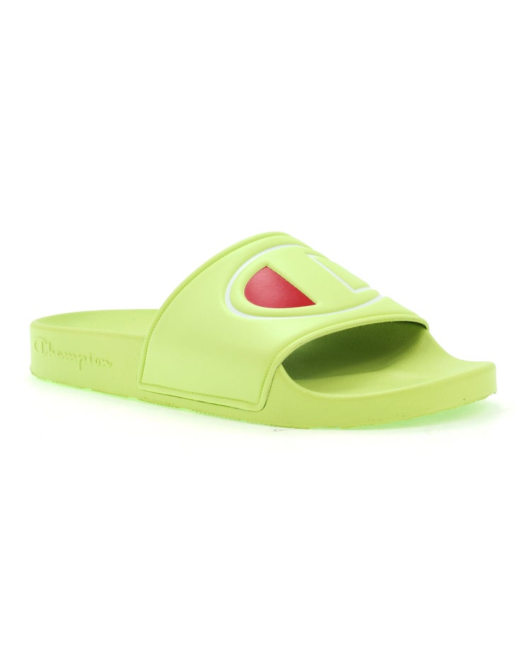 Champion Life™ Women's IPO Slides, Chilled Mint Green