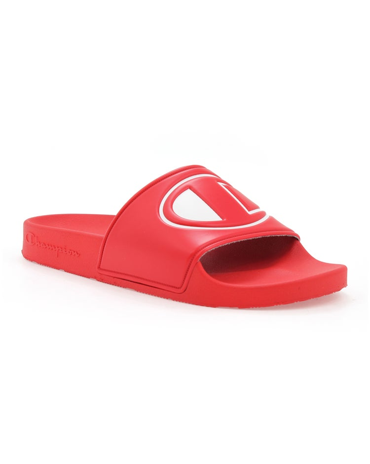 Champion Life™ Women's IPO Slides, Scarlet