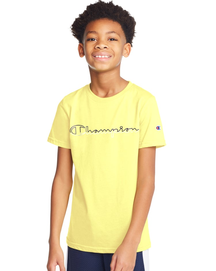 Youth Tee, Split Logo