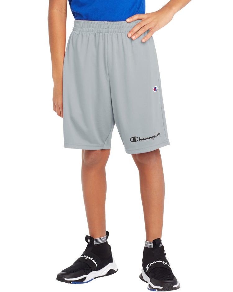 Interlock Shorts, Script Logo
