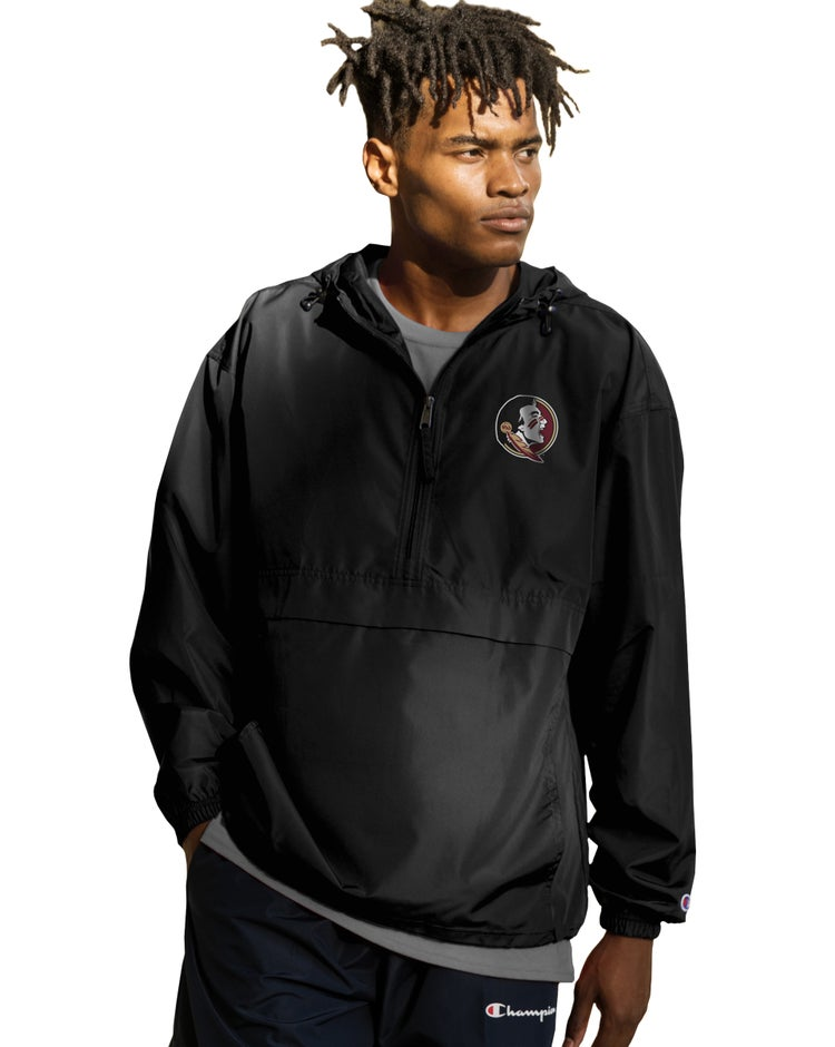 Collegiate Packable Jacket, Florida Sate Seminoles