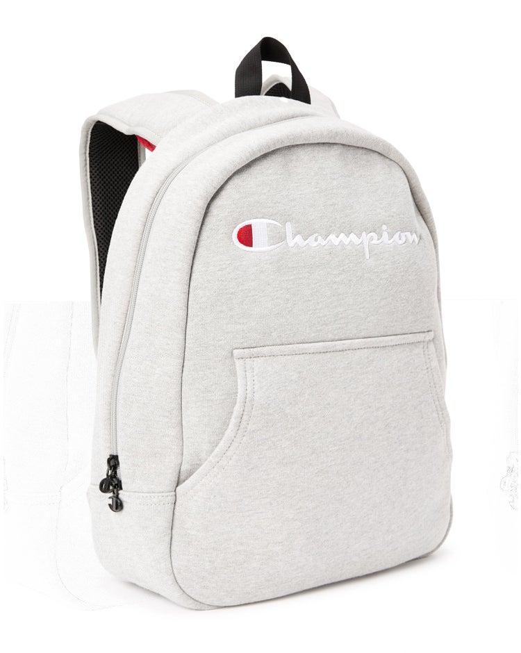 Reverse Weave Hoodie Backpack