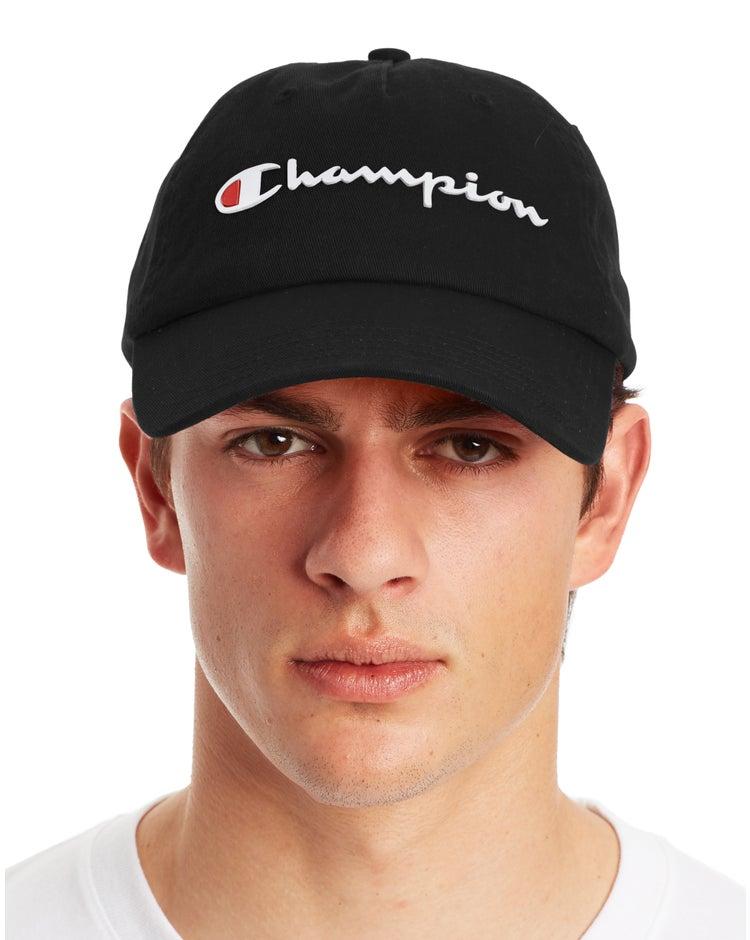 Ameritage Dad Hat, Script Logo
