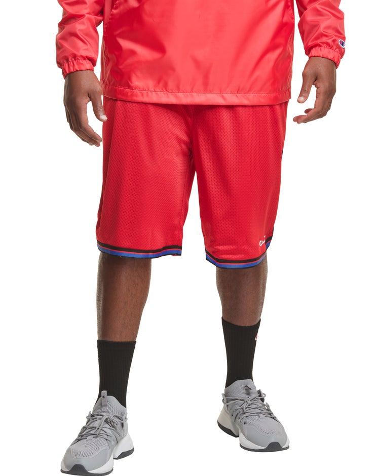 Big & Tall Basketball Mesh Shorts