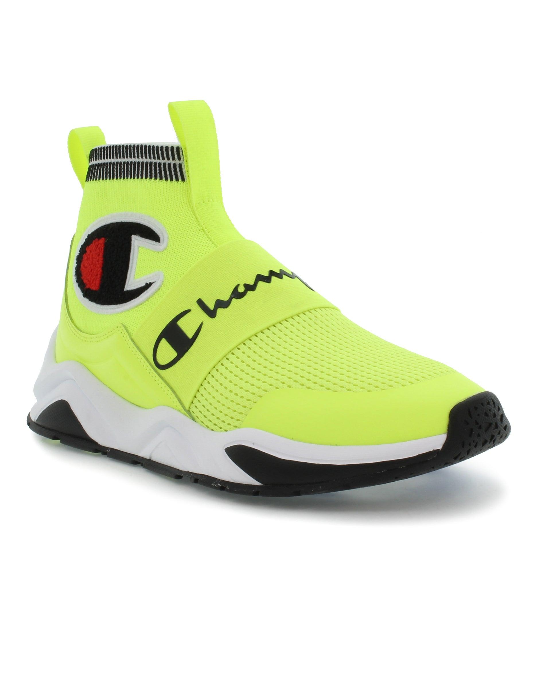 Rally Pro Shoes, Neon Light/Black