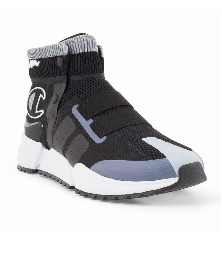 Rally Future Sneakers, Black/Concrete