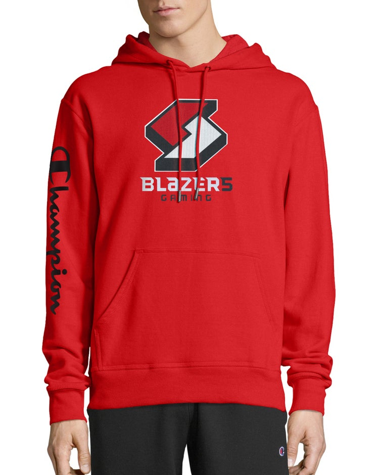 Exclusive NBA 2K Portland Blazers Gaming Pullover Hoodie