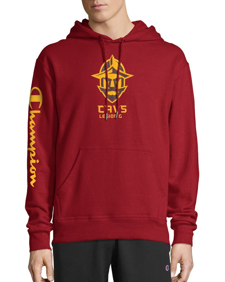 Exclusive NBA 2K Cleveland Cavs Gaming Pullover Hoodie