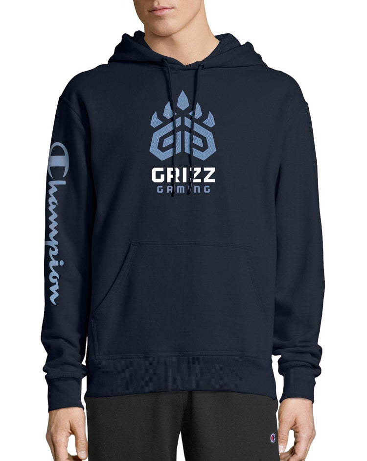 Exclusive NBA 2K Memphis Grizz Gaming Pullover Hoodie