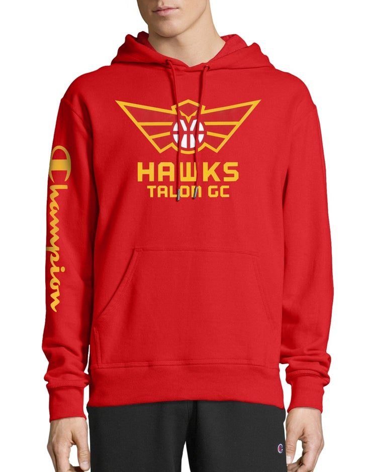 Exclusive NBA 2K Atlanta Hawks Talon Gaming Pullover Hoodie