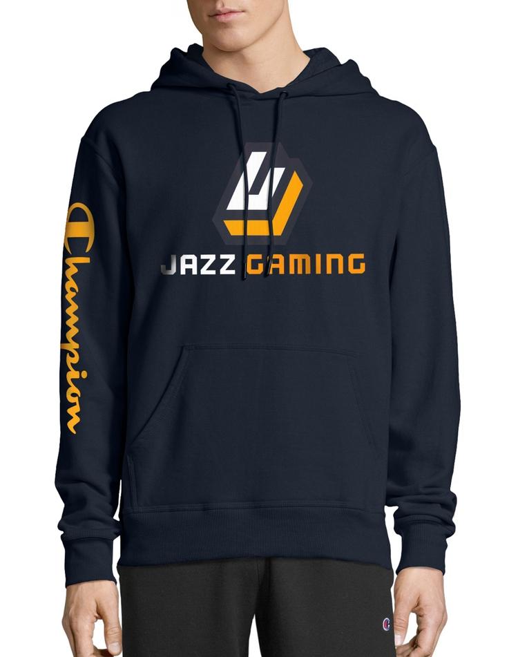 Exclusive NBA 2K Utah Jazz Gaming Pullover Hoodie