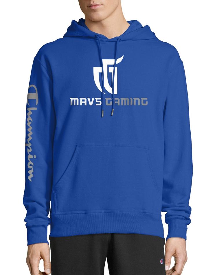 Exclusive NBA 2K Dallas Mavs Gaming Pullover Hoodie