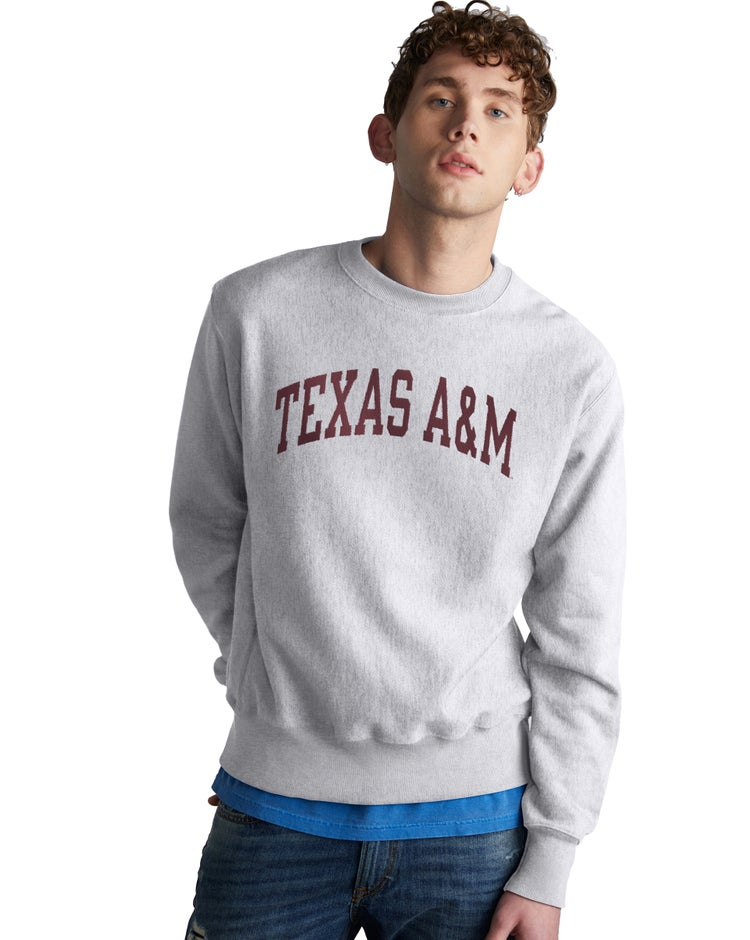 Reverse Weave NCAA Texas A&M Aggies Sweatshirt