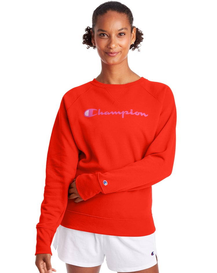 Powerblend Boyfriend Crew, Script Logo