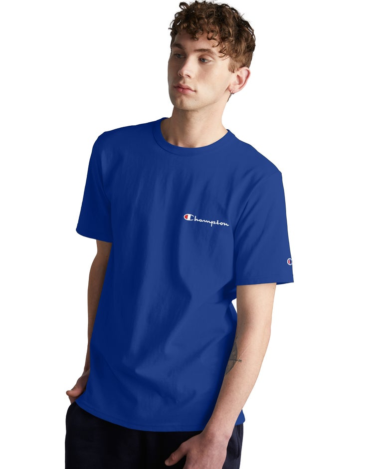 Champion Life® Tee, Embroidered Script Logo