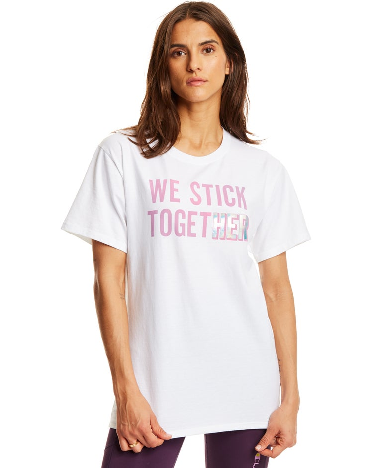 Exclusive Tee, We Stick Together