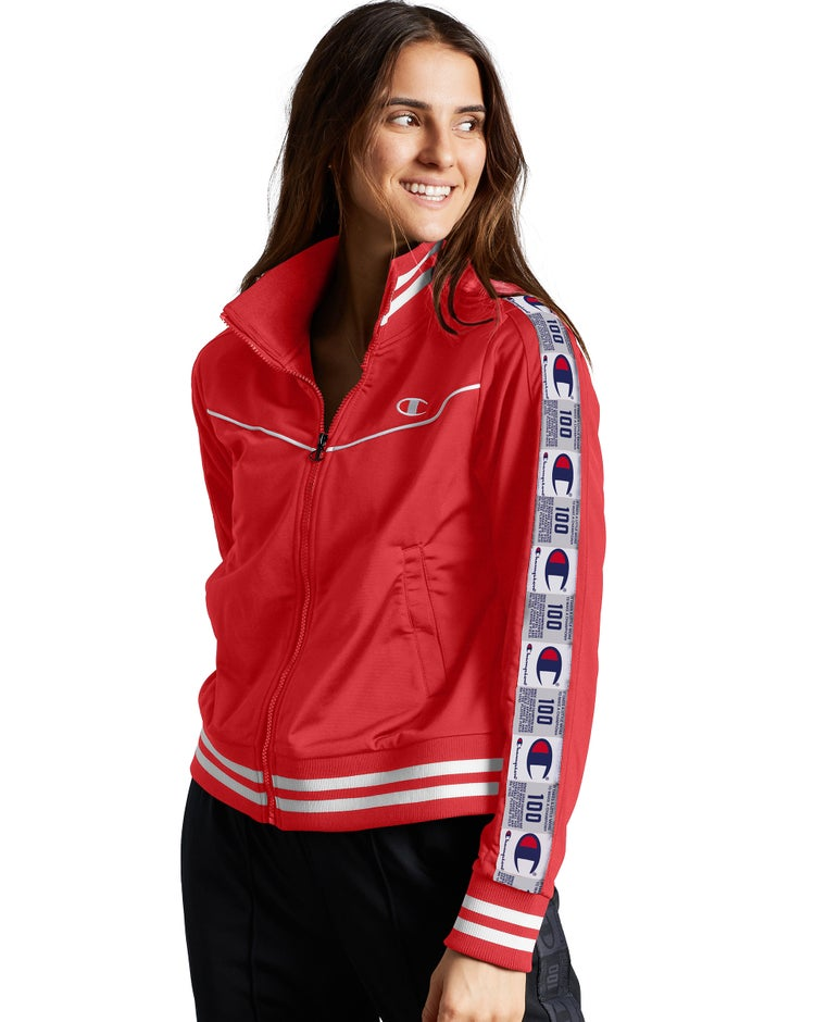 Champion Life® Women's Tricot Track Jacket