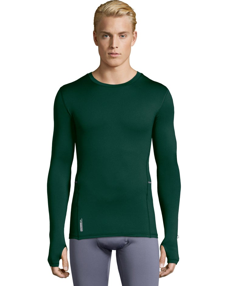 Duofold® Varitherm® Men's Brushed Back Baselayer Crew
