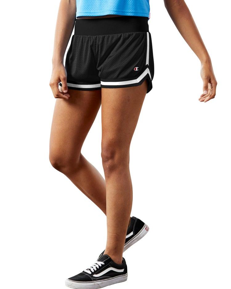Mesh Notch Shorts