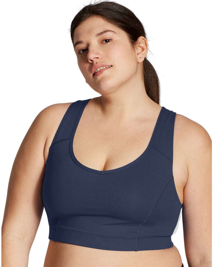 The Absolute Strappy Plus Sports Bra
