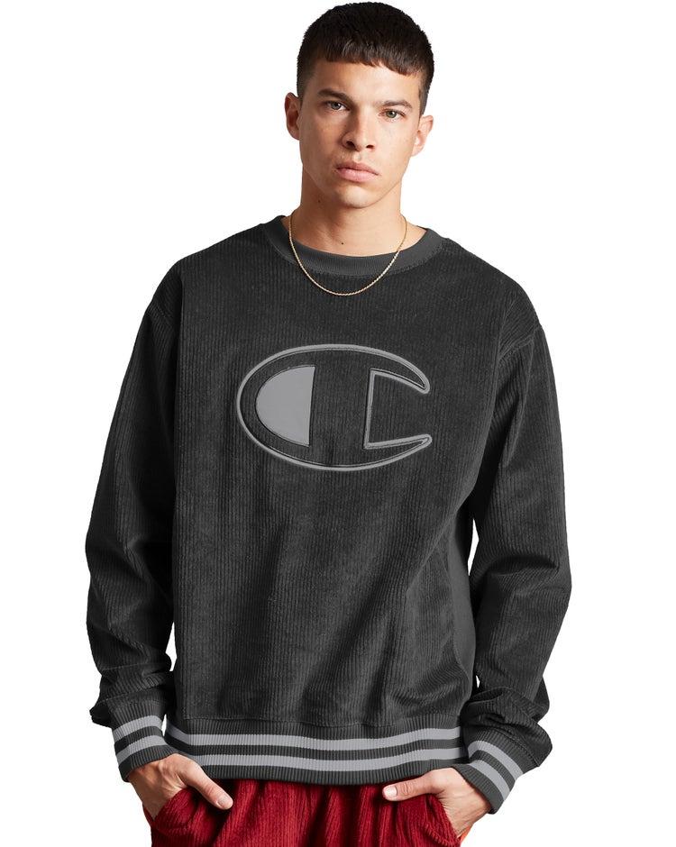 Corduroy Crew, C Logo