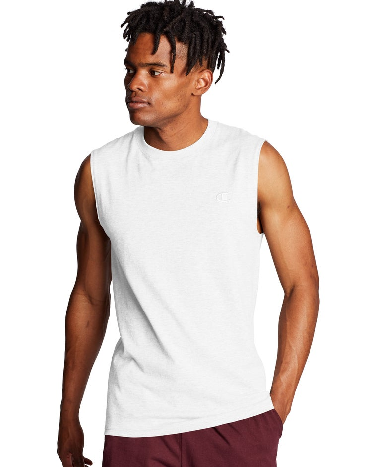 Champion Men's Classic Cotton Muscle Tee